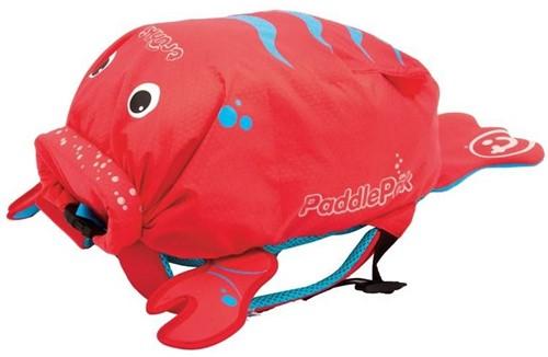 Trunki zwemtas PaddlePak Pinch kreeft rood