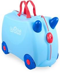 Trunki koffer lichtblauw George - special
