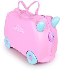 Trunki koffer lichtroze Rosie - special