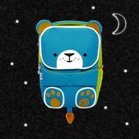 Trunki Toddlepak rugzak Blauw-3