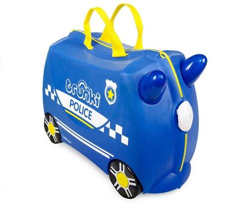 Trunki koffer Politieauto