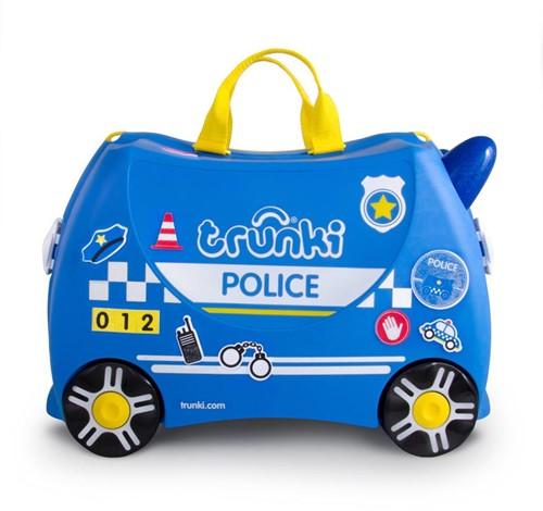 Trunki koffer Politieauto -2