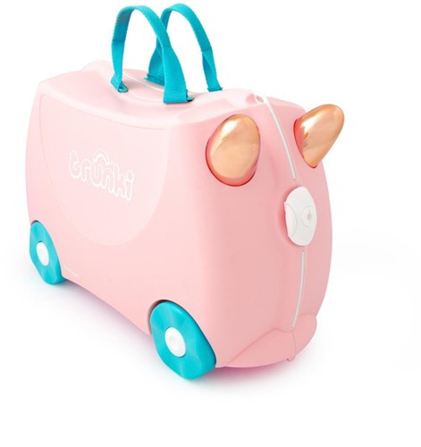 Trunki koffer Flamingo Flossi