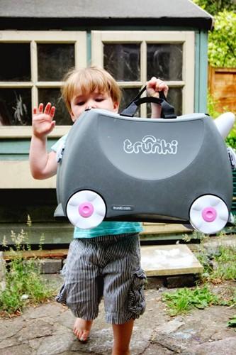Trunki koffer Benny kat-2