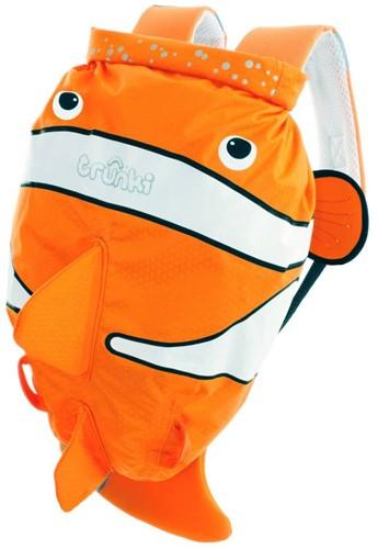 Trunki zwemtas PaddlePak Chuckles vis oranje-2