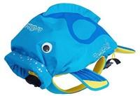 Trunki zwemtas PaddlePak Tang vis blauw-2