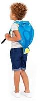 Trunki zwemtas PaddlePak Tang vis blauw-3