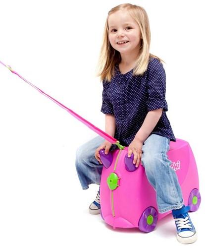Trunki koffer Trixie Roze-3