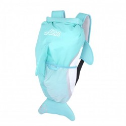f6bdc539042 Sale -20% Trunki zwemtas PaddlePak Splach dolfijn lichtblauw