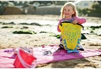 Trunki zwemtas PaddlePak Spike vis geel-3