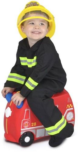 Trunki koffer Brandweerwagen Frank-2